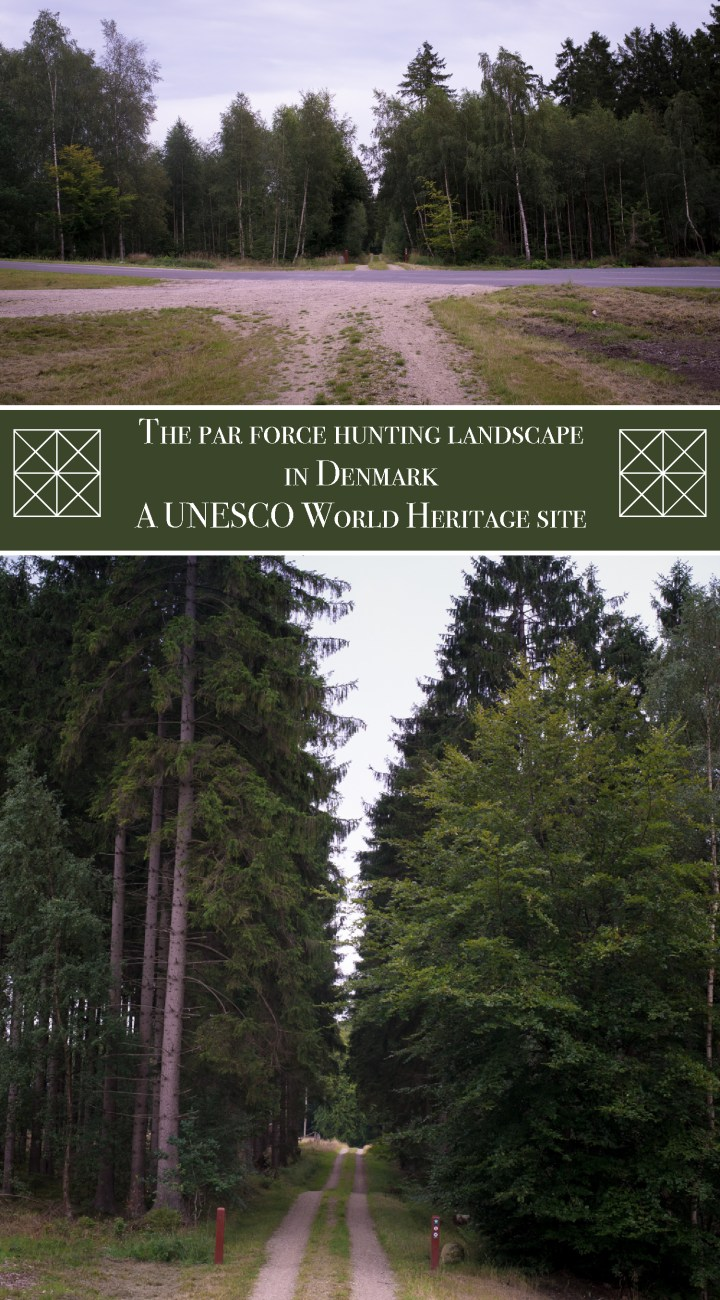 The par force hunting landscape in Denmark - a UNESCO World Heritage Site - learn the history behind this inscription on www.RoadTripsaroundtheWorld.com