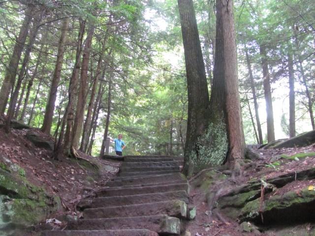Ledges Trail Cuyahoga Valley National Park