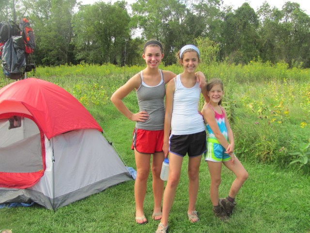 Camping in Cuyahoga Valley National Park