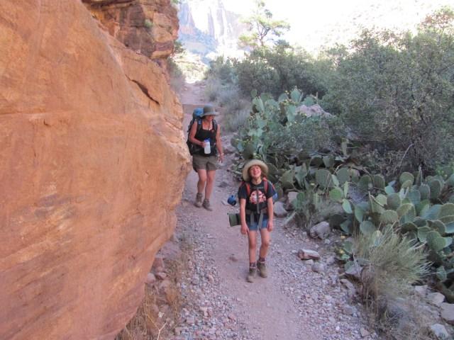 Grand Canyon Rim to Rim-Views From North Kaibab Trai