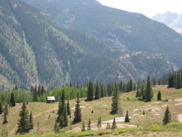 Views on the Million Dollar Highway