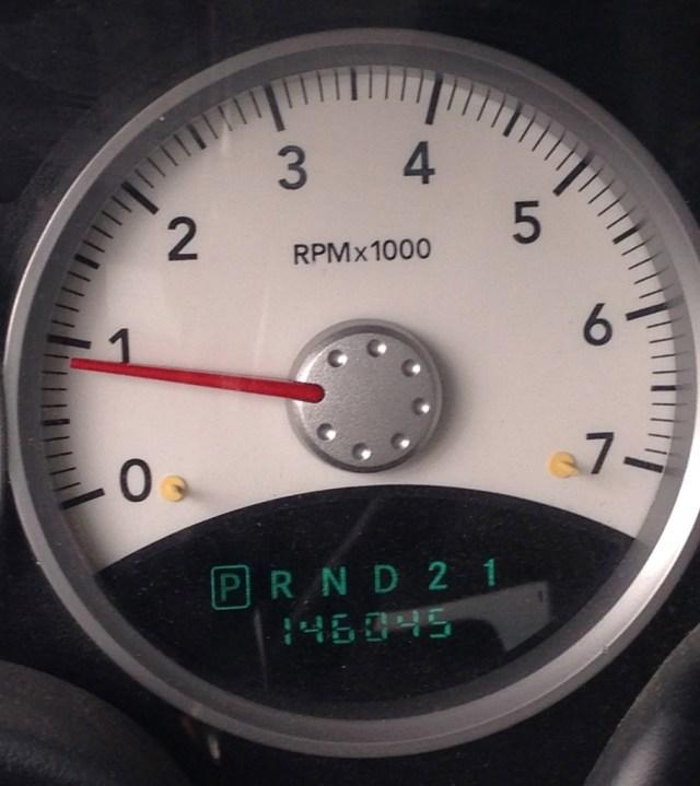 Big Miles On Our Dodge Durango