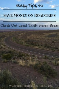 Save Money on Road Trips
