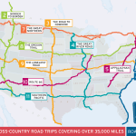 11 Epic Cross Country American Road Trips Road Trip Usa
