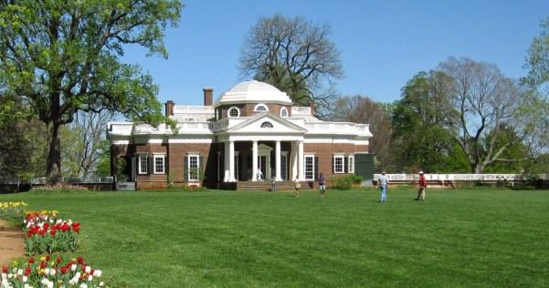 Monticello and Charlottesville, Virginia: A Walk in Jefferson's ...