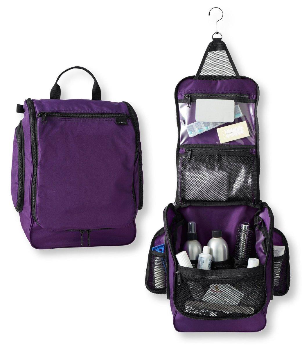 96012cd9b6 REVIEW  LL Bean Small Personal Organizer Toiletry Bag