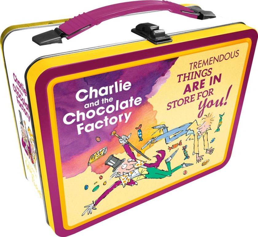 Charlie Lunch Box