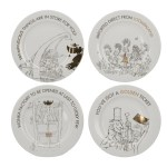 Charlie China Side Plates