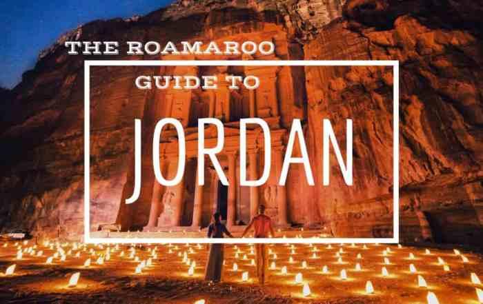 Roamaroo Guide to Jordan