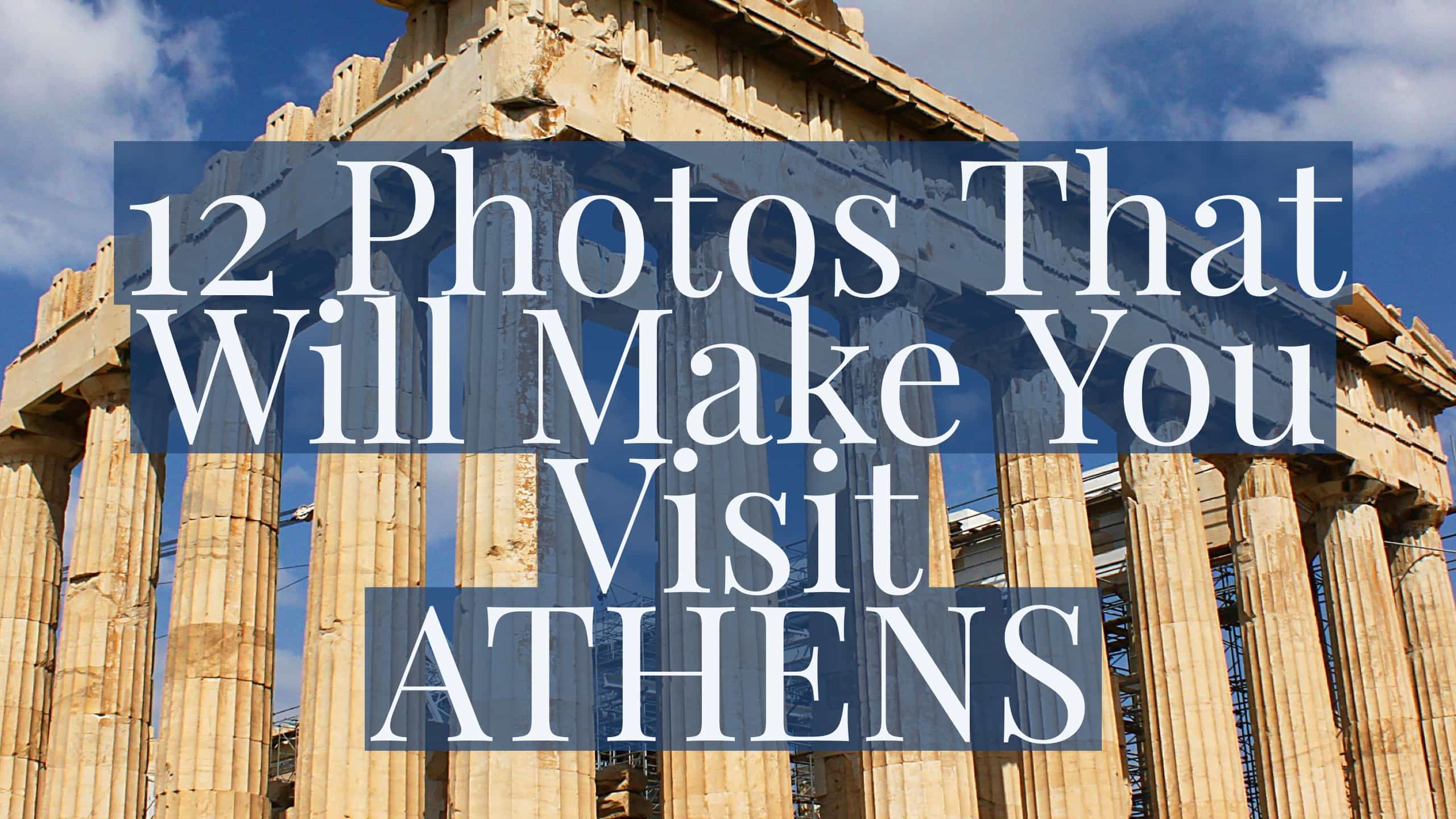 The Best 5 Minutes of Athens You'll Ever See - Greece Is  |Athens Greece Photography