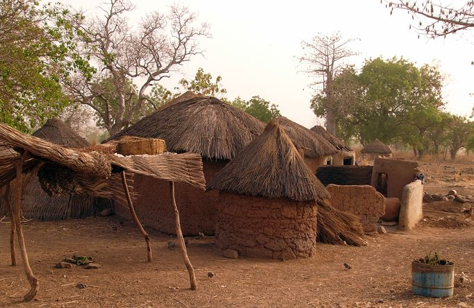 Ngani Witches Homes/Camps