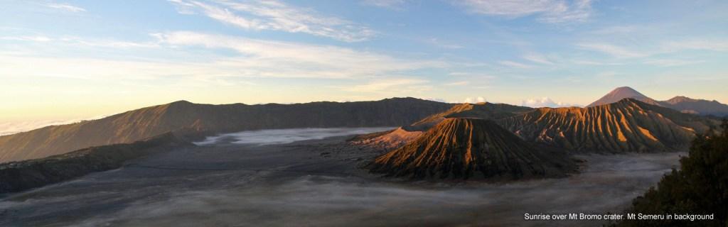 Mount Bromo Volcano Java Indonesia Roamindonesia Com