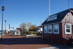Harbor master office