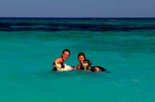 Yucatan swim