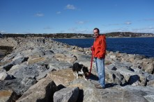 Bearskin Neck breakwater