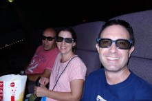 3D glasses to watch Star Wars
