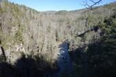 River near Linville Falls