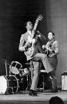 Steve and Chuck Berry (Photo courtesy Steve Katz)