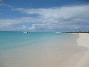 Irie at 11 Mile Beach, Antigua and Barbuda, Caribbean