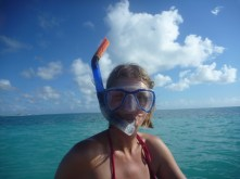 Time for a snorkel