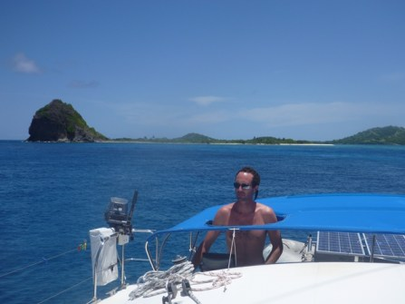 Moving around the Caribbean islands