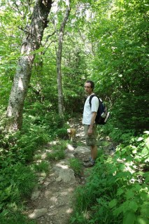 Ready to walk the Overlook Trail