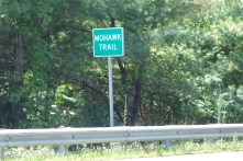 Route 2 is also called the Mohawk Trail