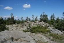 Rocky surroundings
