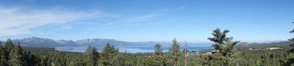 Viewpoint in Van Sickle Bi-State Park