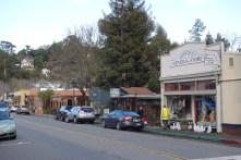 Street in Fairfax