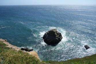 Unimpressive Chimney Rock