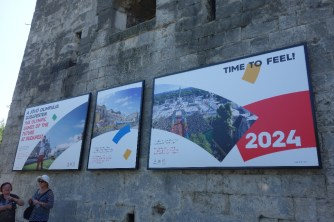 Who knew? In 2024, the Olympic Games take place in Budapest!