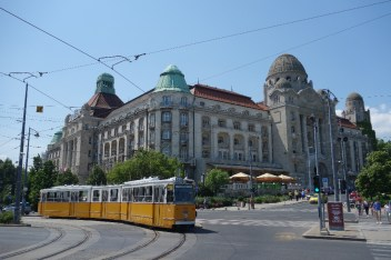 Gellert Hotel and Baths