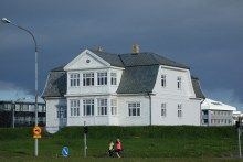 Hofdi House, where presidents Reagan and Gorbachev met at the 1986 Reykjavik meeting, which eventually led to the end of the Cold War