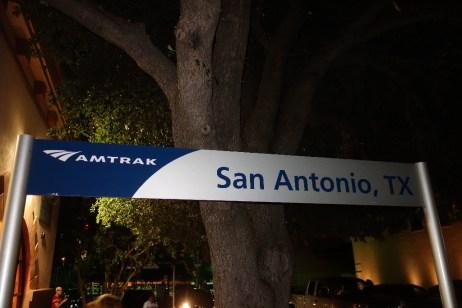 San Antonio by night