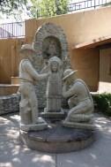 Three Cultures Monument