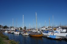 Marina - this town is very boat-oriented