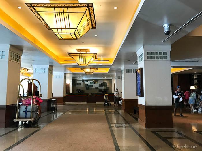 Hyatt Regency Kinabalu, Regency Suite Lobby