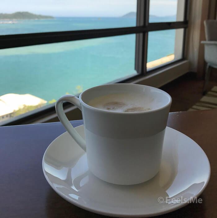Hyatt Regency Kinabalu, Regency Club Coffee