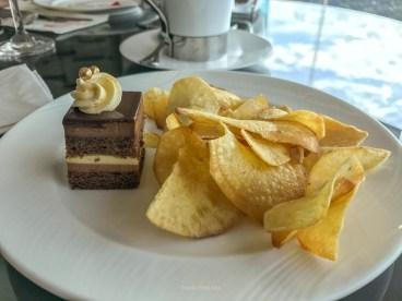 Hilton Kuala Lumpur Executive Lounge Afternoon Tea