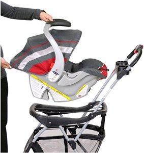 universal stroller frame