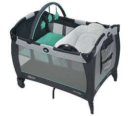 Graco Pack 'n Play Playard with Reversible Napper and Changer view from above