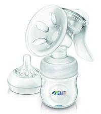 best manual breast pumps Avent