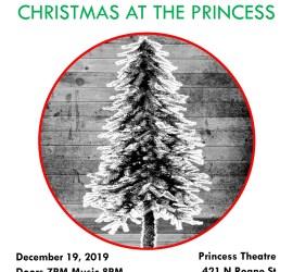 Jason Eskridge - Christmas at the Princess