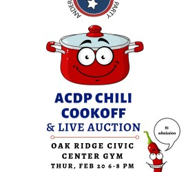 ACDP Chili Cookoff