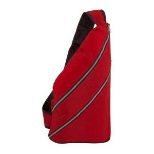 Mochilas Personalizadas com Alça Transversal Vermelha