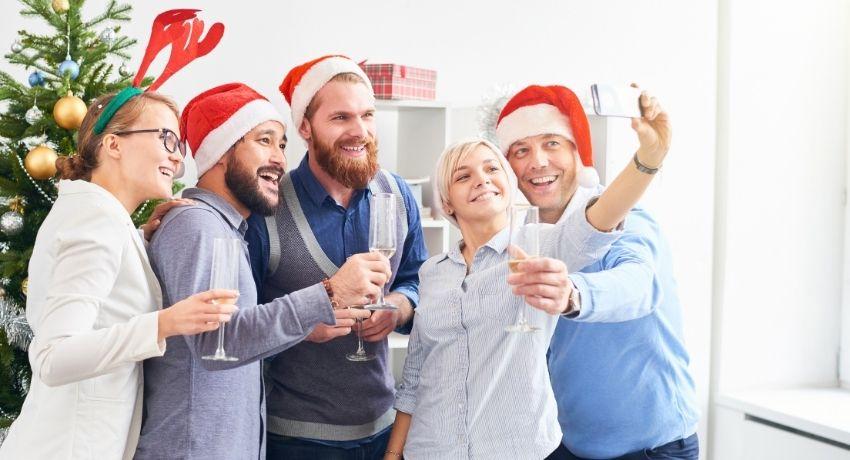 mensagens de fim de ano para colabores e clientes