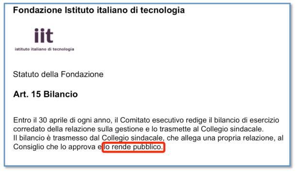 IIT_statuto