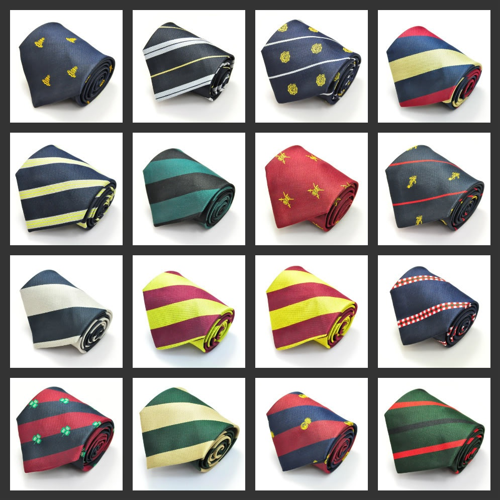 Regiment_ties