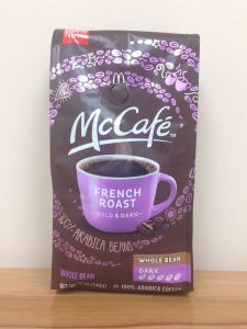 French Roast from McCafe